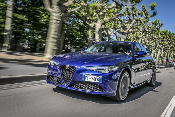 "Alfa Romeo Giulia wins the title of ""Best Car"""