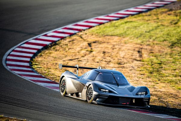 KTM X-BOW Track Days 2021 on the Red Bull Ring