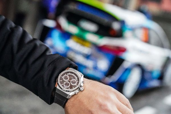 TW Steel named WRC's Official Watch Partner