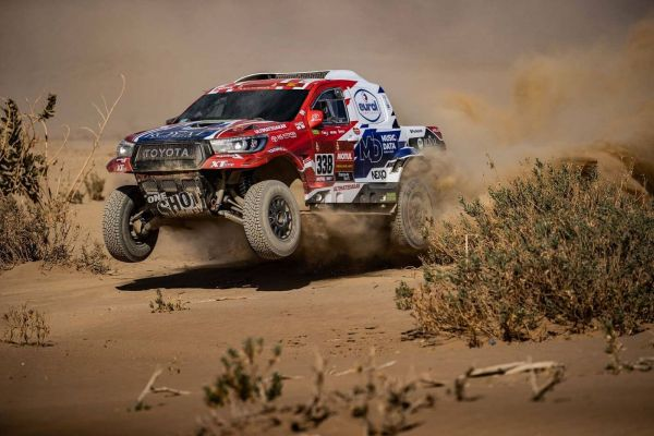 Dakar 2021: Ourednicek and Kripal add another successful finish to their impressive records