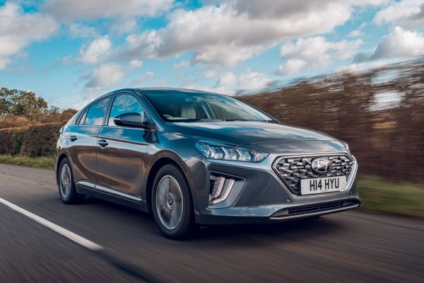 Hyundai IONIQ retains Company Car Today PHEV of the Year title