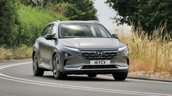Hyundai NEXO awarded 'Alternative Energy Car Of The Year' Award at annual GQ Car Awards 2021