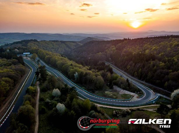 "Falken announced as ""Official Partner of the Nürburgring Endurance Series"""