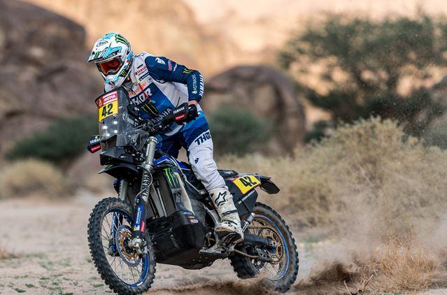 Adrien Van Beveren Advances To Eighth Overall Following Dakar Rally Stage 11