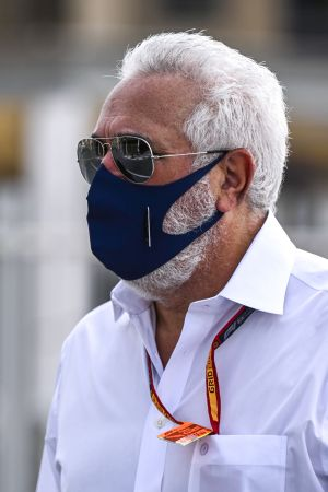 Lawrence Stroll: Formula One is where Aston Martin should be.""