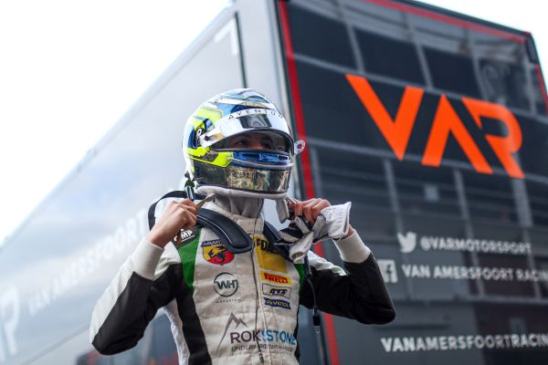 Bearman joins Van Amersfoort Racing for F4 title shot