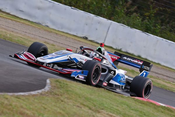 carrozzeria Team KCMG aiming for the podium in Super Formula Suzuka double-header