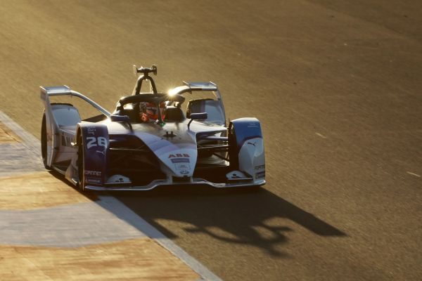 BMW i Andretti Motorsport quotes ahead of the Diriyah E-Prix