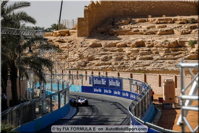 BMW i Andretti Motorsport emerges pointless from disappointing second race in Diriyah