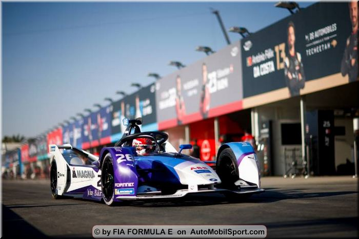 No points for BMW i Andretti Motorsport at the Formula E season-opener in Diriyah.