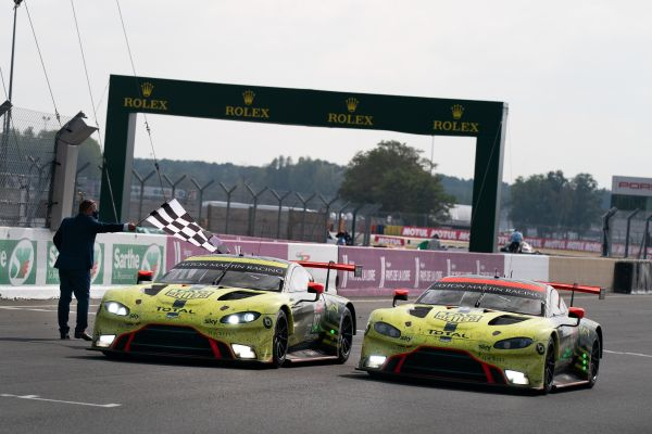 World Endurance GT Champions Aston Martin switch focus to Customer Racing for 2021