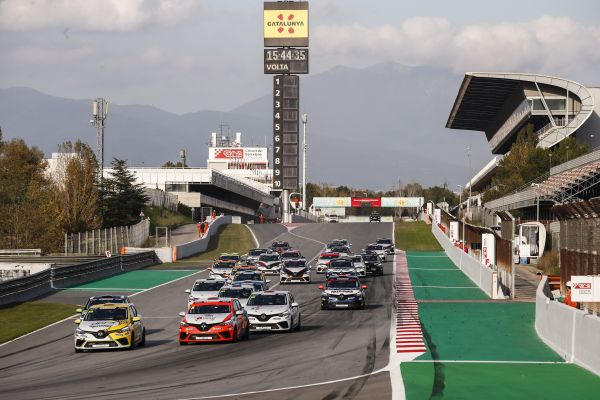 Clio Cup Europe calendar 2021 at a glance and guidelines