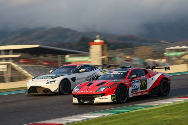 Silver driver line-ups now eligible in the 24H SERIES