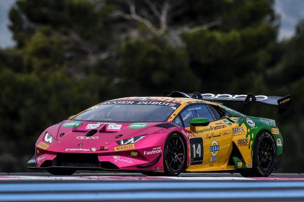 Massimo Ciglia revient dans l'Oregon Team pour sa première campagne complète en Lamborghini Super Trofeo Europe
