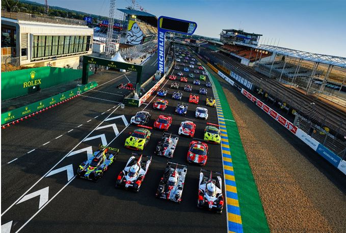 Entries for WEC Season 9 and Le Mans 2021 now open