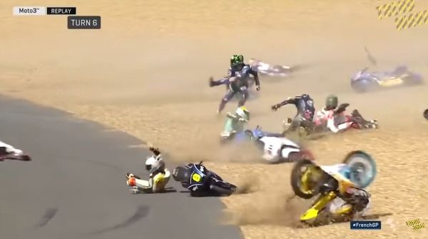 Video 20 funniest MotoGP moments 2020