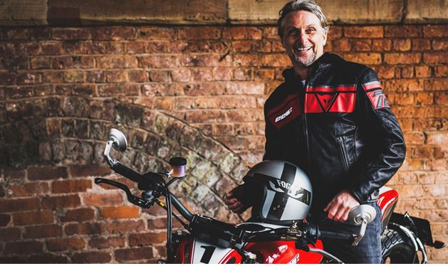 Carl Fogarty launches limited edition Forzo watch range