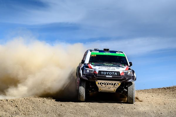 Sharqiyah International Baja Toyota leading starters