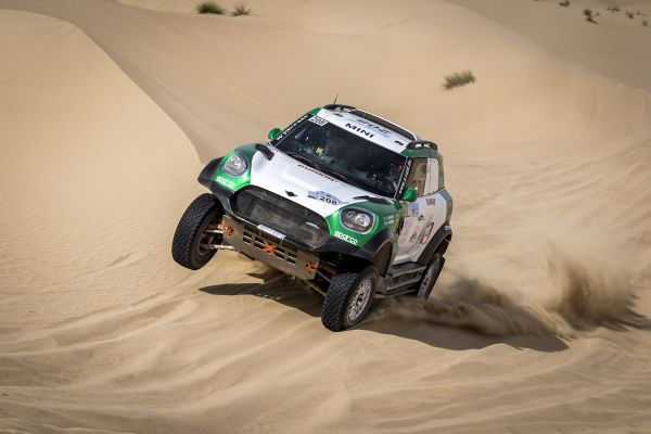 Selected driver comments after Dubai Baja opening leg