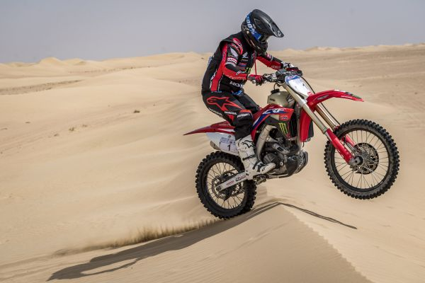 Provisional leading positions after DEWA Dubai Baja Innovation Centre Special Stage