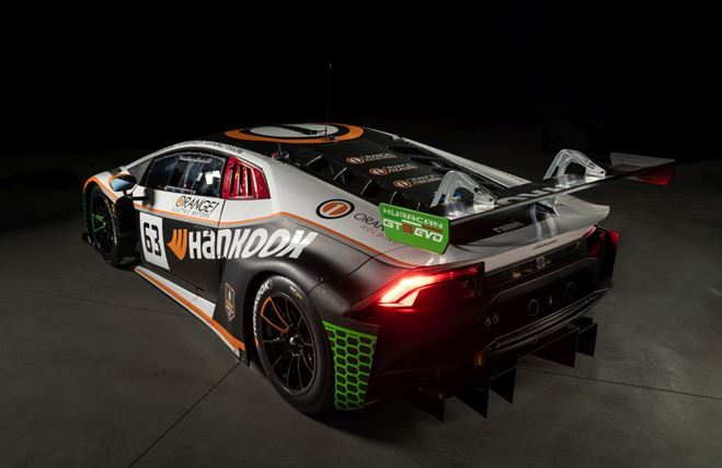 Hankook FFF Racing Team unveils its line-up and livery for 2021