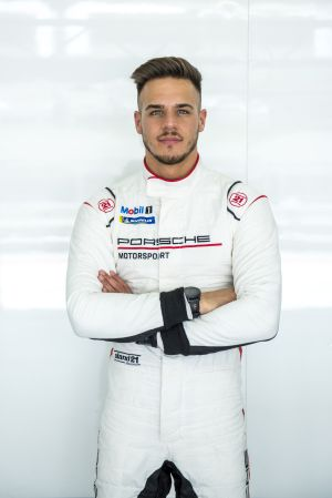 Alessio Picariello takes on Nürburgring programme as 2021 Porsche Motorsport Asia Pacific Selected Driver