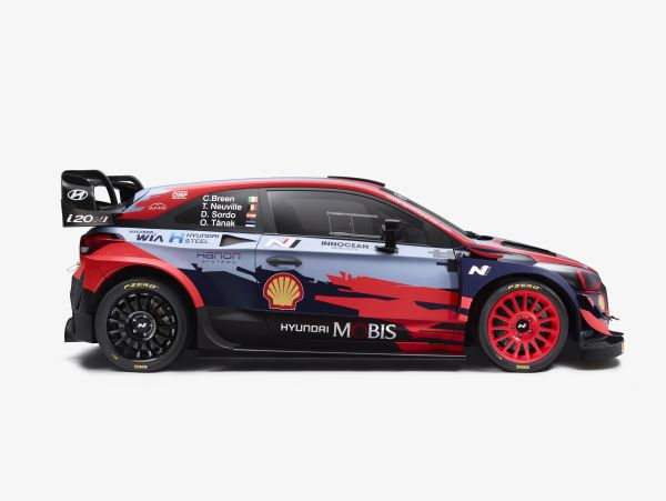 Hyundai Motorsport ready for fierce WRC championship defence in 2021