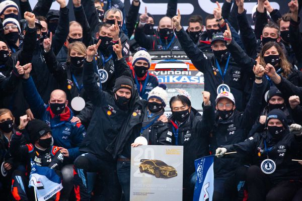 Hyundai Motorsport emerges stronger than ever from title-defending season