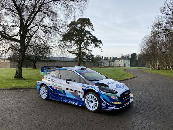 M-Sport Ford World Rally Team is ready for Monte Carlo Rally