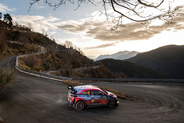 Hyundai Motorsport aiming for victory in Rallye Monte-Carlo