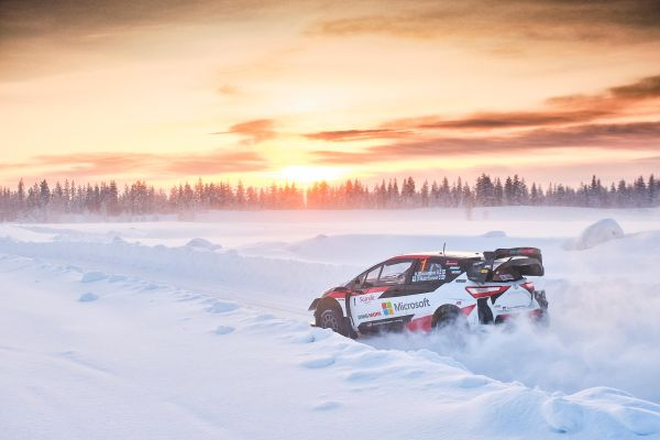 Arctic Rally Finland joins 2021 FIA World Rally Championship