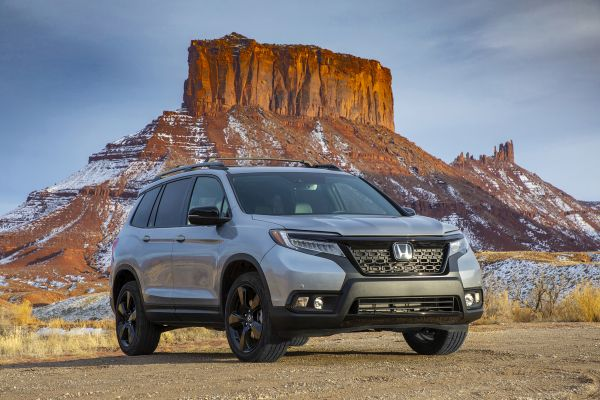Honda and Acura Light Trucks Drive Continued American Honda Sales Momentum Setting Multiple Records in April