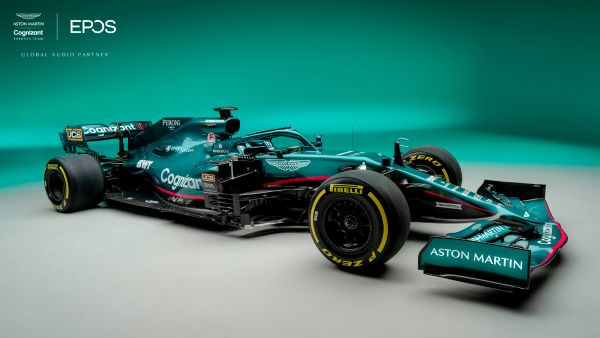 Aston Martin Cognizant Formula One™ Team partners with EPOS in Gaming
