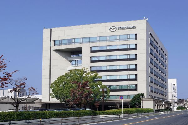 Mazda closes fiscal year with positive profit