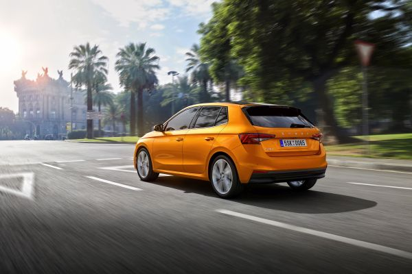 The new SKODA Fabia: larger, safer and more efficient