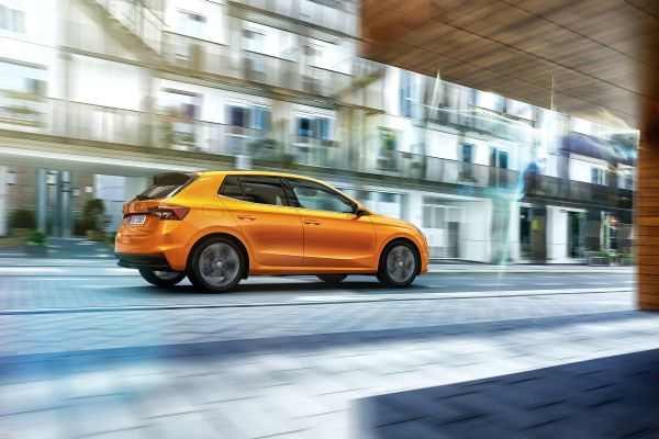 New Skoda Fabia Engines: lower fuel consumption, greater mileage