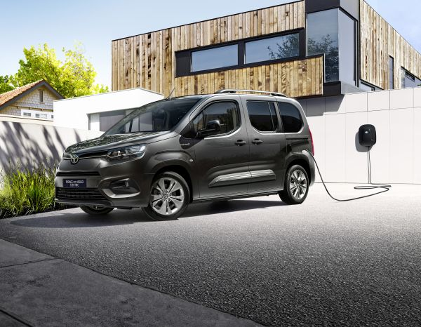Toyota Proace CITY Electric Delivers Practicality with Zero Emissions