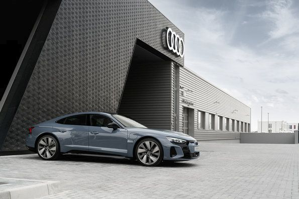 The Audi e-tron GT - a Gran Turismo unlike any other, now available in numerous markets