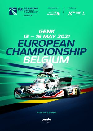 Youngsters ready to take the FIA Karting European Championship in Belgium