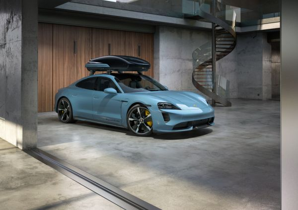 Porsche Tequipment launches Performance roof box