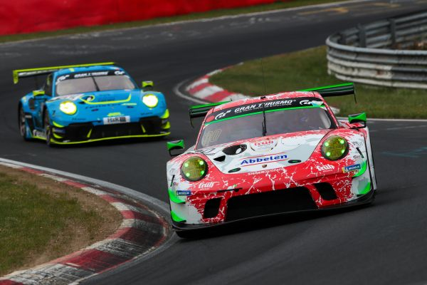 Curtain up for the dress rehearsal for the 24h Nürburgring race, entry list