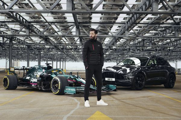 Hackett London renews long-term partnership with Aston Martin and returns to Formula One