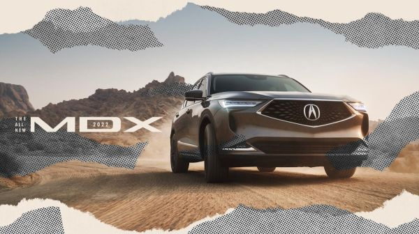 Acura Chronicles the Road Leading to the All-New 2022 MDX