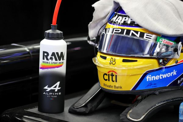 Alpine F1 Team is delighted to confirm a new partnership with RAW Super Drink.