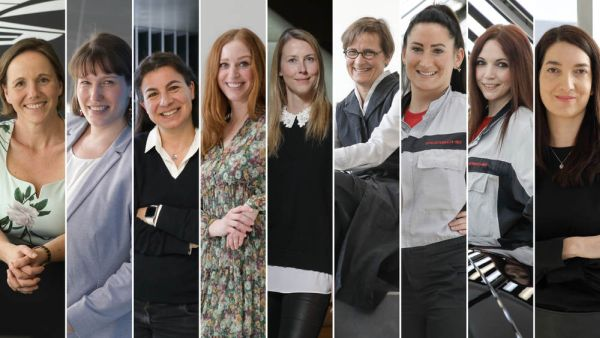 Diversity of perspectives at Porsche: Mixed teams as innovation drivers