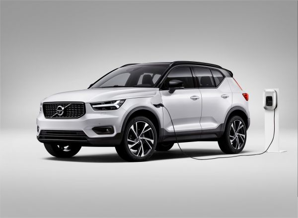 XC40 leads Volvo success in 2021 Fleet World Great British Fleet Awards