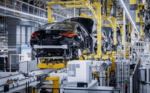 Factsheet: Launch of the new C-Class in the Mercedes-Benz global production network