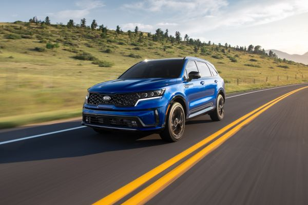 Kia Sorento and K5 Achieve Top 10 for the 2021 World Car of the Year Awards