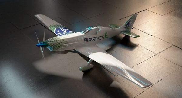 Air Race E to make history with inaugural all-electric racing plane flight