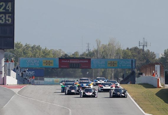 Ligier European Series Barcelona races review and quotes